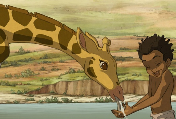 Жирафа - Фото №1