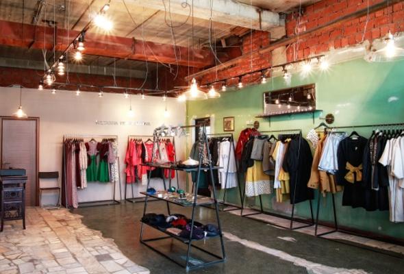 Открытие первого магазина Sultanna Frantsuzova вформате pop up - Фото №0