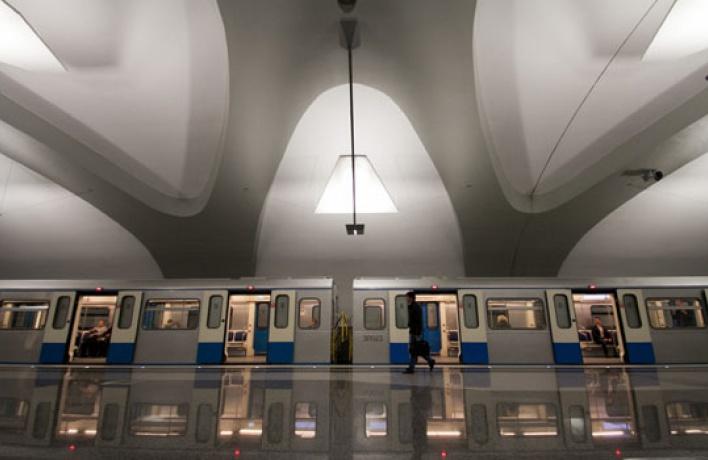 Впасхальную ночь метро будет работать додвух часов