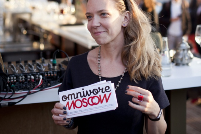Omnivore World Tour Moscow 2013