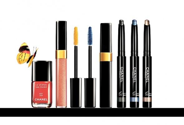 Летняя коллекция макияжа CHANEL— L'ete Papillon - Фото №2