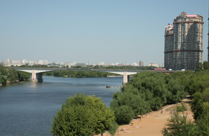 Москворецкий парк