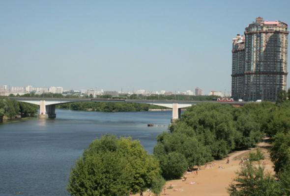 Москворецкий парк - Фото №0