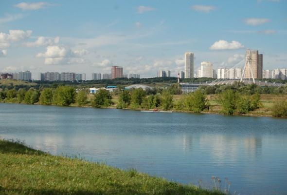 Москворецкий парк - Фото №1