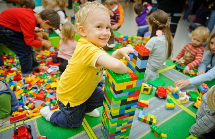 Праздник Lego DUPLO