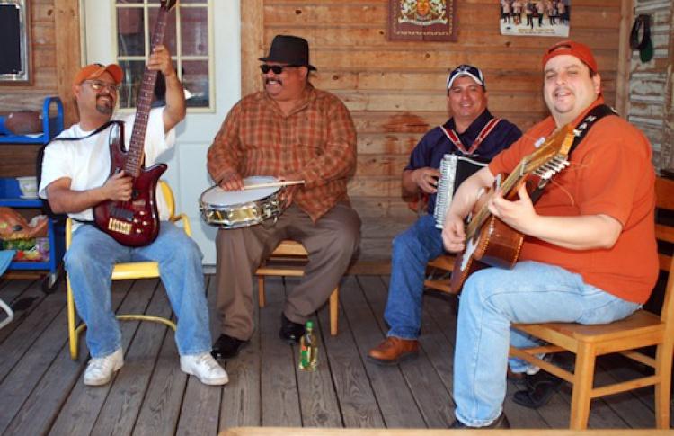 II Фестиваль традиционной американской музыки: Los Texmaniacs