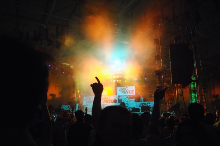 Вечеринка «Amnesia Ibiza»