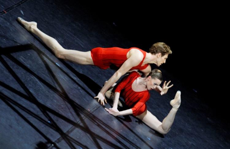 Гала-концерт артистов Штутгартского балета