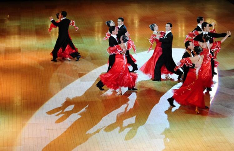 Международный день танца в ММДМ