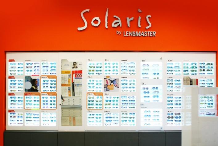 Сеть Solaris вМоскве
