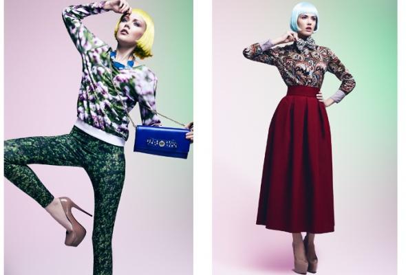 Sunday UpMarket показывает летние коллекции российский дизайнеров - Фото №8