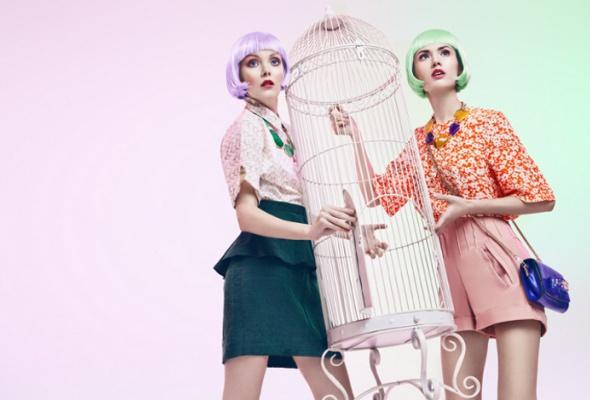 Sunday UpMarket показывает летние коллекции российский дизайнеров - Фото №1