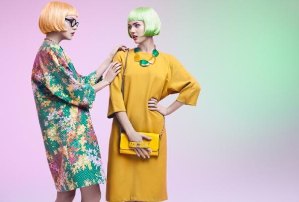 Sunday UpMarket показывает летние коллекции российский дизайнеров - Фото №2