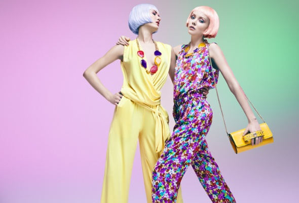 Sunday UpMarket показывает летние коллекции российский дизайнеров - Фото №4