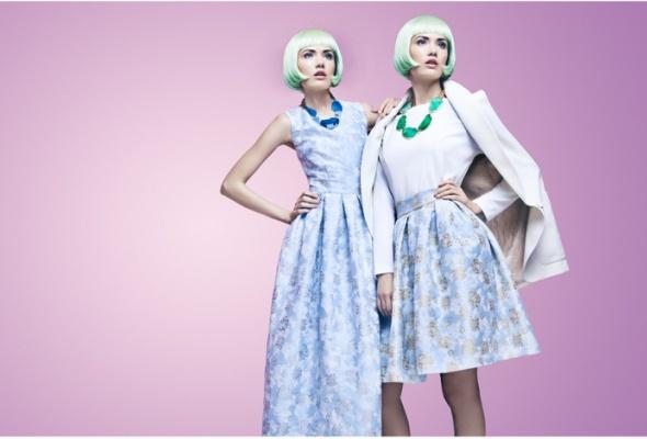 Sunday UpMarket показывает летние коллекции российский дизайнеров - Фото №5