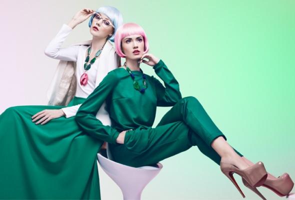 Sunday UpMarket показывает летние коллекции российский дизайнеров - Фото №6