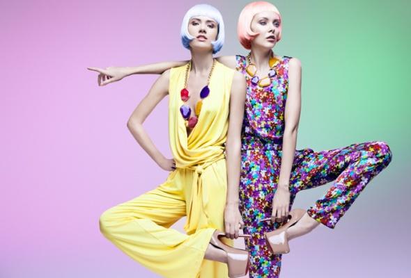Sunday UpMarket показывает летние коллекции российский дизайнеров - Фото №7