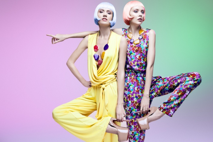 Sunday UpMarket показывает летние коллекции российский дизайнеров