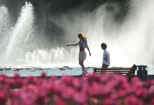 9самых красивых фонтанов Москвы - Фото №8