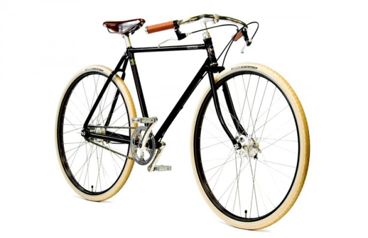 Вгороде появились британские велосипеды Pashley
