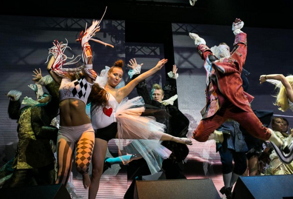 Состоялось вручение Четвертого Танцевального Кубка «Dance Cup byFitness Holding 2013» - Фото №3