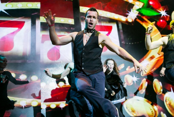 Состоялось вручение Четвертого Танцевального Кубка «Dance Cup byFitness Holding 2013» - Фото №11