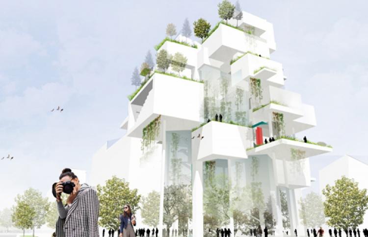 Слушая архитектуру, сочиняя пространства