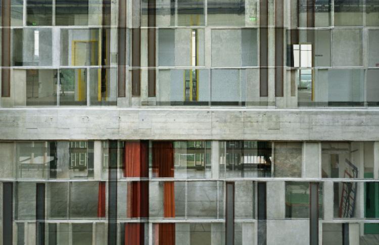Архитектор + композитор: Ле Корбюзье и Янис Ксенакис