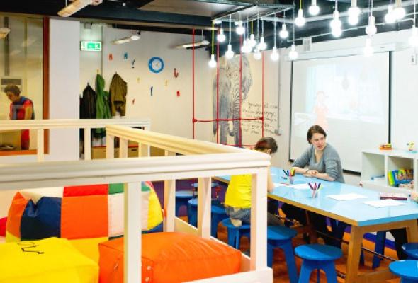 Детский центр «Шардам» в ТРЦ Атриум - Фото №0