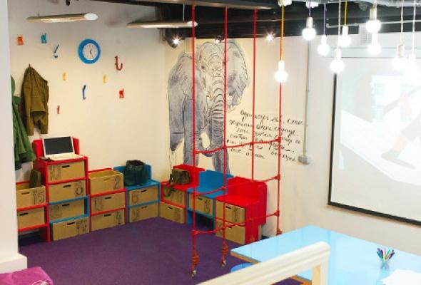 Детский центр «Шардам» в ТРЦ Атриум - Фото №1