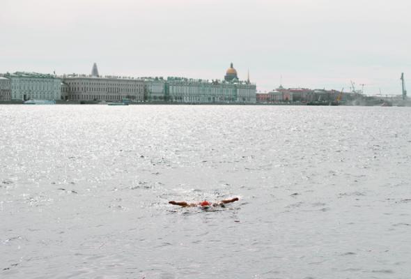 Солнечные ванны наПетропавловке - Фото №7