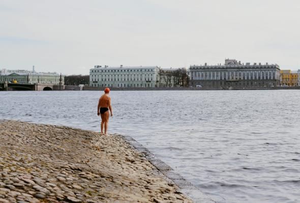 Солнечные ванны наПетропавловке - Фото №9