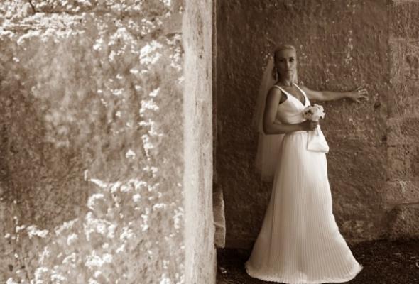 25свадебных платьев петербургских дизайнеров - Фото №14