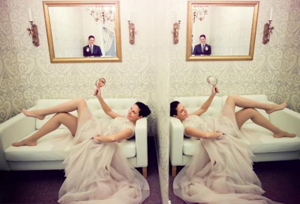 25свадебных платьев петербургских дизайнеров - Фото №4