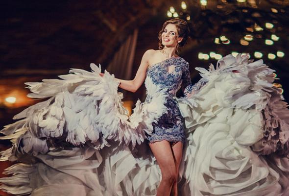25свадебных платьев петербургских дизайнеров - Фото №2