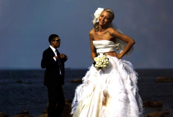 25свадебных платьев петербургских дизайнеров - Фото №10