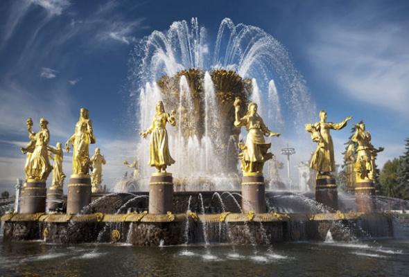 9самых красивых фонтанов Москвы - Фото №0