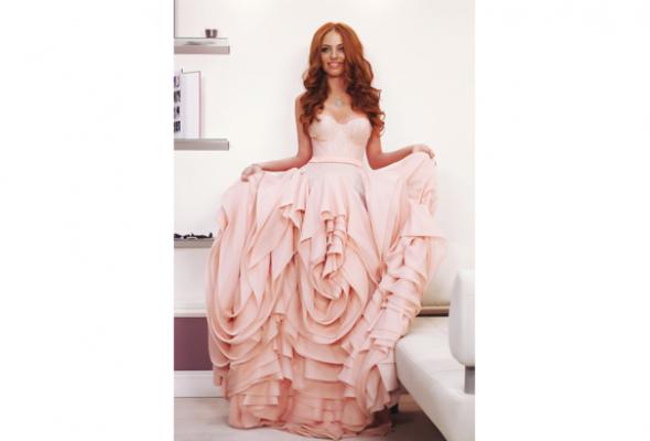 25свадебных платьев петербургских дизайнеров - Фото №13