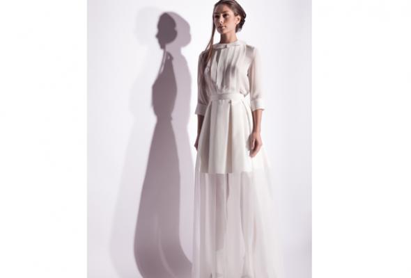 25свадебных платьев петербургских дизайнеров - Фото №3