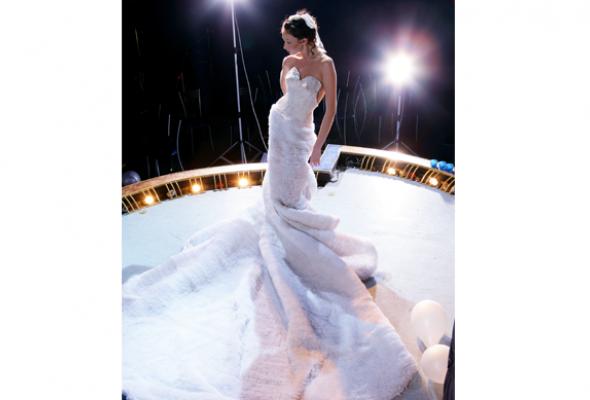 25свадебных платьев петербургских дизайнеров - Фото №19