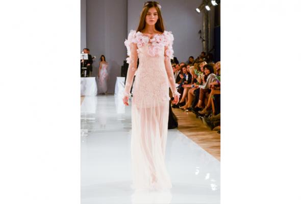 25свадебных платьев петербургских дизайнеров - Фото №11