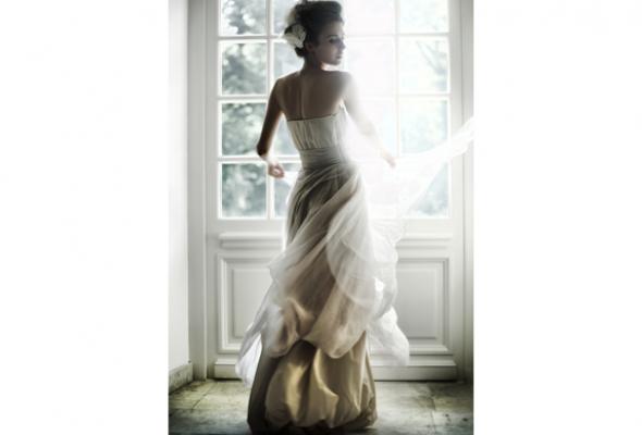 25свадебных платьев петербургских дизайнеров - Фото №15