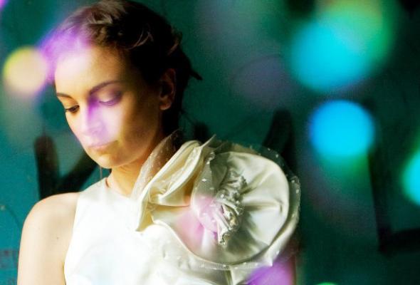 25свадебных платьев петербургских дизайнеров - Фото №18