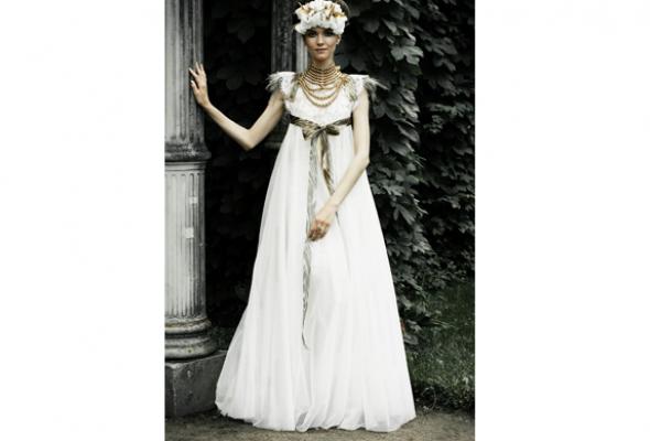 25свадебных платьев петербургских дизайнеров - Фото №5