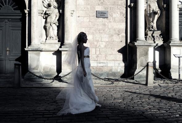 25свадебных платьев петербургских дизайнеров - Фото №16