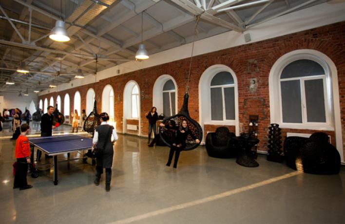 Собственник креативного пространства «Ткачи» меняет управляющего выставочным пространством