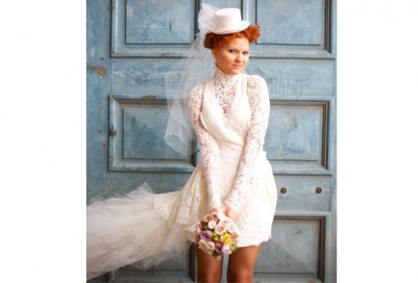 25свадебных платьев петербургских дизайнеров - Фото №7