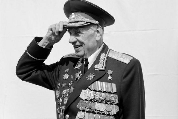 Джеймс Хилл «День Победы»
