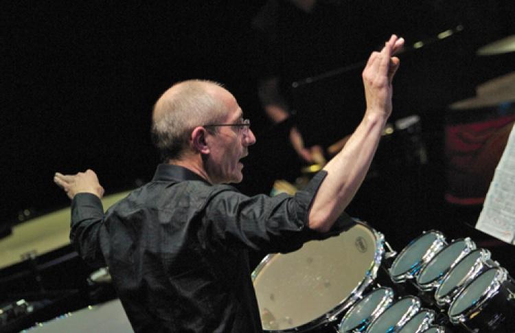 Мультимедиа концерт Национального центра экспериментальной музыки Grame