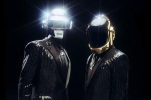 Свежая музыка: Daft Punk
